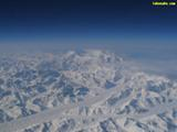 Descending from Mt.McKinley