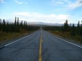 一直線のハイウェイ