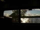 夕日が眩いナンシー湖