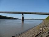The Yukon River 1000のゴール地点