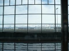 空港からのパノラマ~